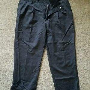 Jos A Bank Executive Collection Pants 36w 32L